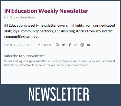 Join iN Educations newsletter by Revue
