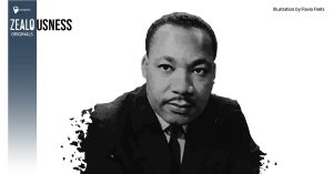 Picture of Martin Luther King Jr