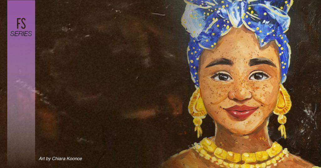 Artwork created by Chiara Koonce.