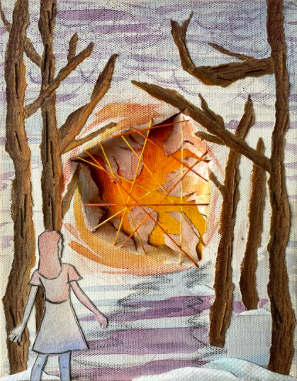 """Underworld"" by Walter Maris"