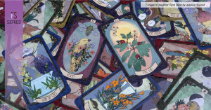 Who is Forager's Daughter - tarot deck pile